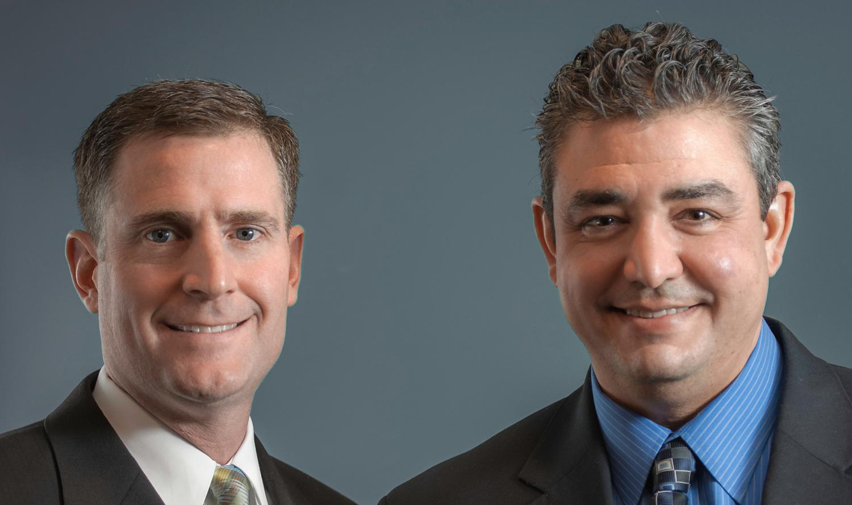 Our attorneys Martin V. Kugia and Steven J. Forte